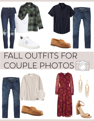couples photoshoot outfit ideas