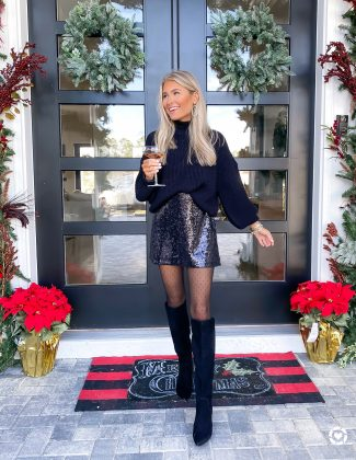 20 outfits to wear for christmas